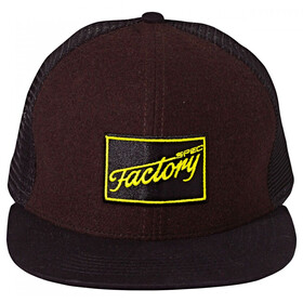 FOCUS Factory Spec Cap Earth Brown Melange/Fluo Yellow